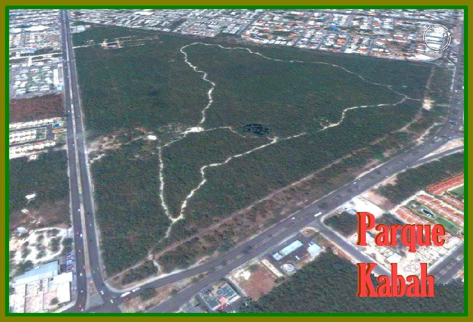 Parque Kabah Cancun