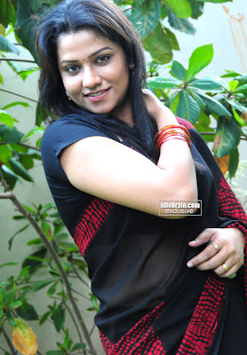 JYOTHY Telugu Movie Actress Pictures In Hot Saree