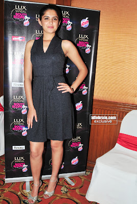 SOUTH MASALA Hot DEEKSHA Actress Hot in LUX Event