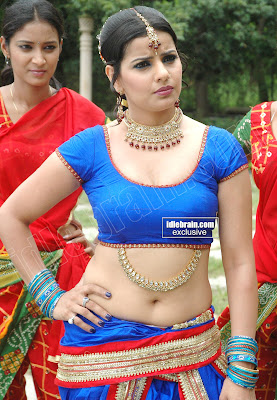 DESI MASALA HOT Actress MADHU SHARMA Spicy Photos
