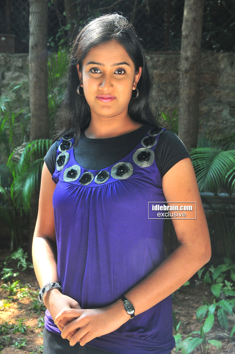 Desi Hot MASALA Telugu Movie Actress Sravani Pics