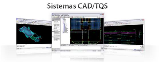 CAD/TQS - Software para o projeto de estruturas