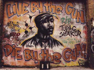 2 pac poster