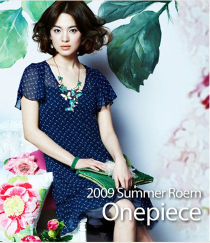 Achie Array Song Hye Kyo Fashion Style