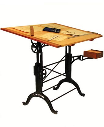 KidUgly: If I Were A Rich Man: Drafting Tables