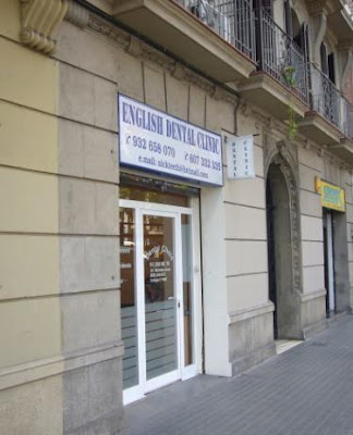 English Dentist in Barcelona