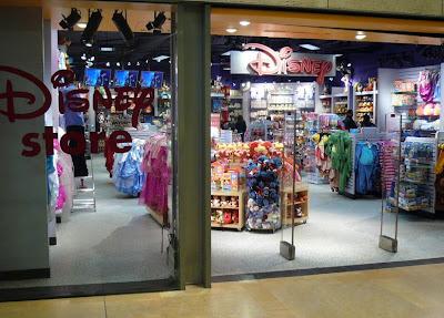 Tienda Disney Barcelona
