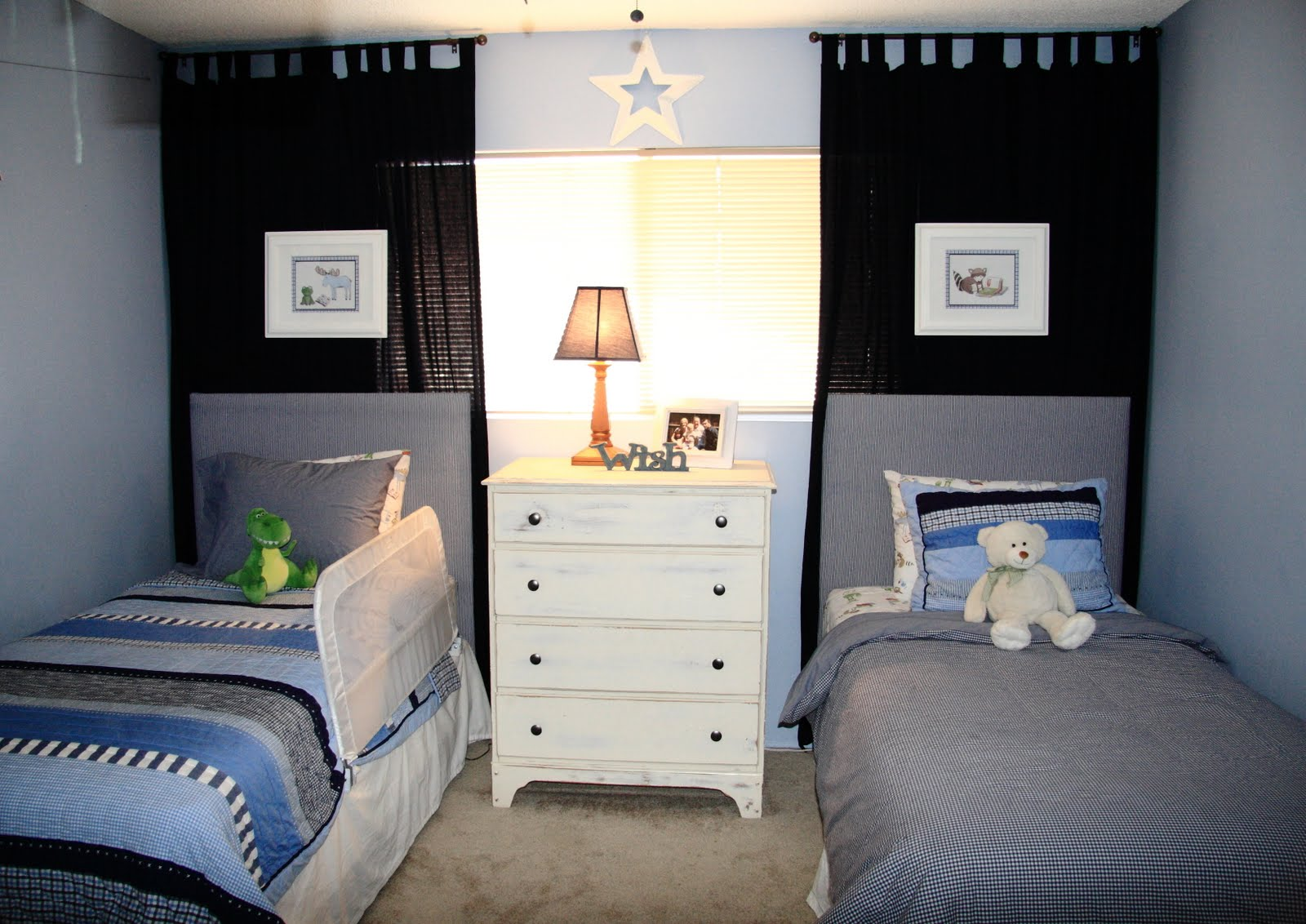 Shared boys bedroom designs -  Twin Boy Bedroom Ideas Twin Boy Bedroom Ideas