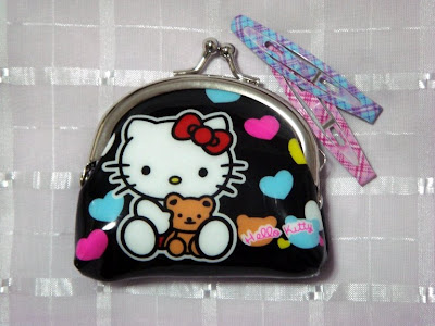 Item Name: Black Hello Kitty Coin Purse Item Code: FG090801