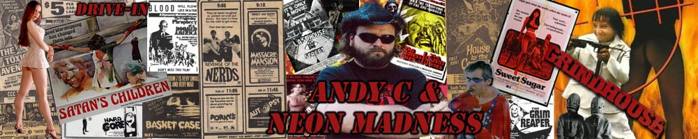 Neon Madness & Andy C