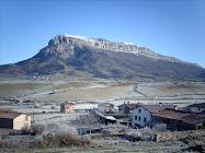 La Sierra de San Donato desde Lizarraga