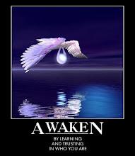 Awaken the true identity of yourself