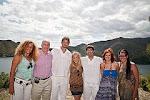 Sylvia, Dad, Jason, Sylvita, Luis, Carmen and Francine