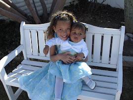 "MY ""BORROWED"" GRANDDAUGHTERS"