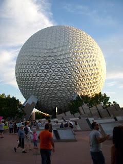 Disney - The Epcot Globe