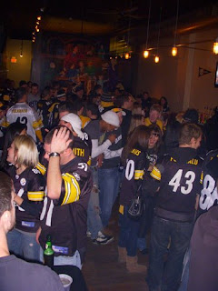 Steeler Victory Celebration