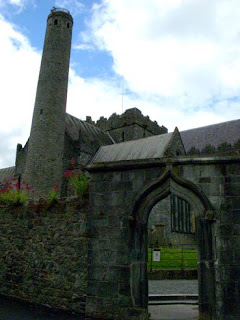 St. Canice Cathedral in Killkenny