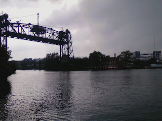 Bridge of Cuyahoga River