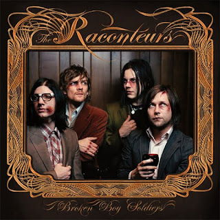 The Raconteurs - Broken Boy Soldiers - 2006