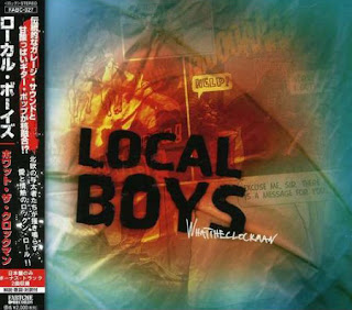 Local Boys - Whattheclockman - 2005
