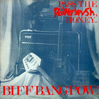 Biff Bang Pow! - Pass the Paintbrush Honey - 1985