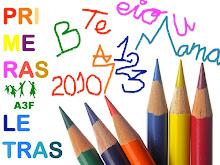 Curso PRIMERAS LETRAS 2010