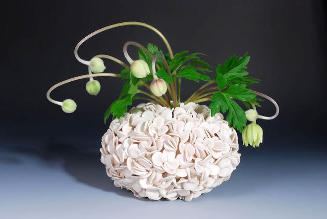 Thousand Petal Vase