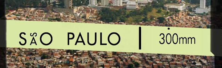 Sao Paulo 300mm