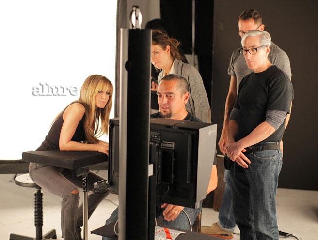 Josie's Juice: Jennifer Aniston: Allure February 2011. PS ...