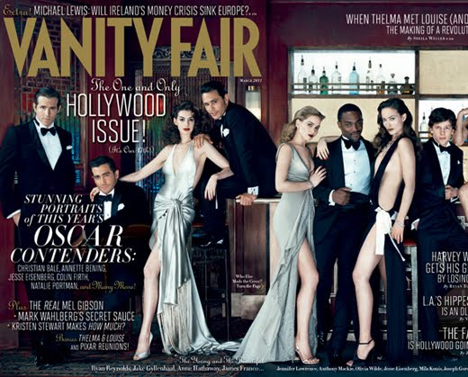 vanity fair hollywood issue 2011. Vanity Fair: Hollywood Issue,