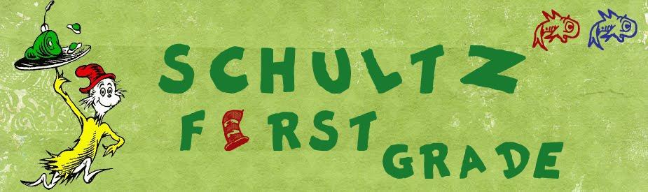 Schultz 1st Grade