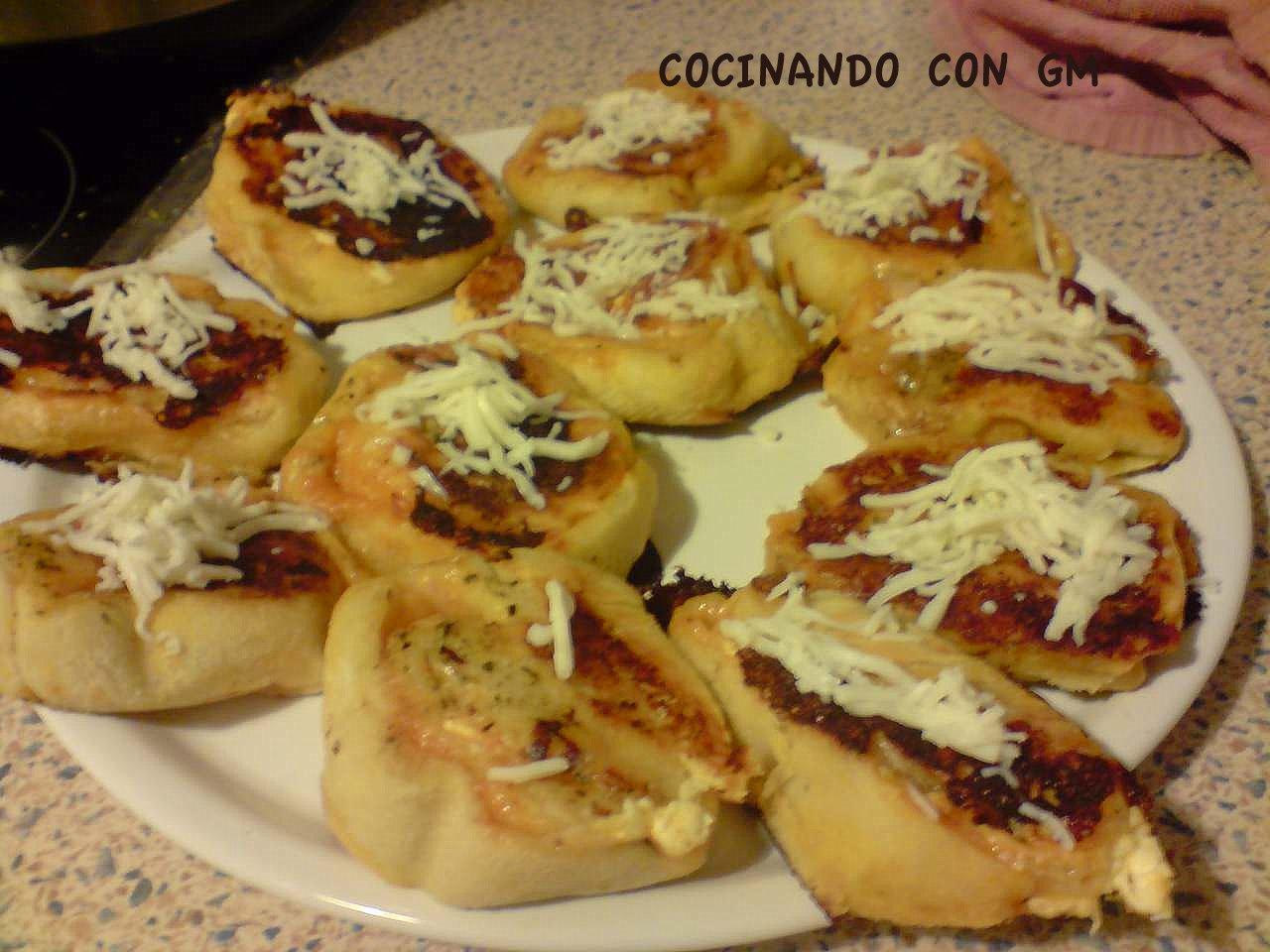 Cocinando con gm pizza roller for Cocinar con olla gm