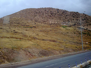 mountain in duhok