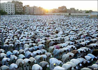 eid ul fitr prayer
