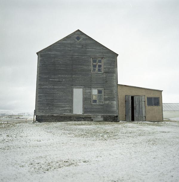 Numi Thorvarsson - eyðibýli