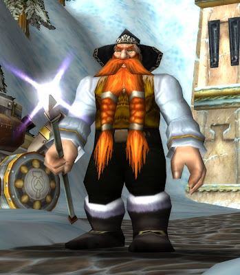 Head Chef Bob, Auction House Trader, Chef & Filthy Stinking Rich Warcraft Toon