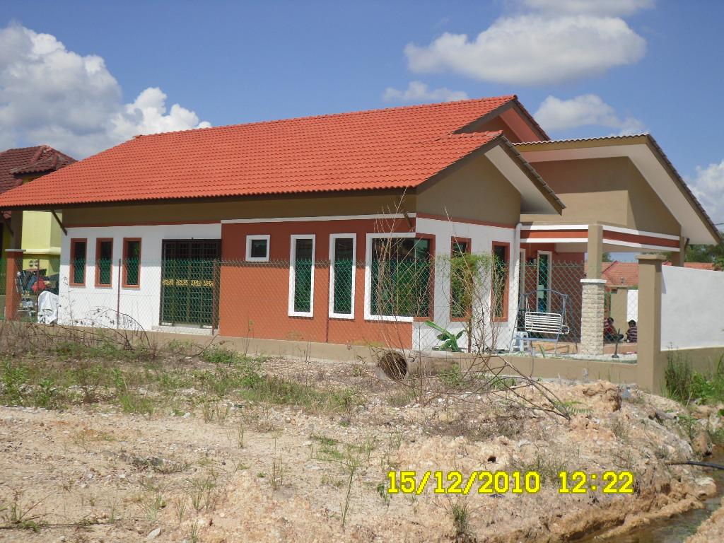 ... memiliki rumah sendiri kami membina rumah di atas tanah anda sendiri