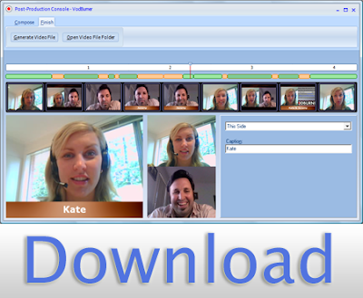 Vodburner : Record Skype Video Calls