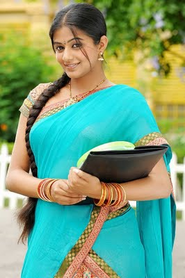 N.ELANGO: Actress Priya Mani in Saree