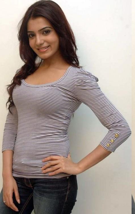 Coolzone Samantha Ruth Prabhu In Jeans
