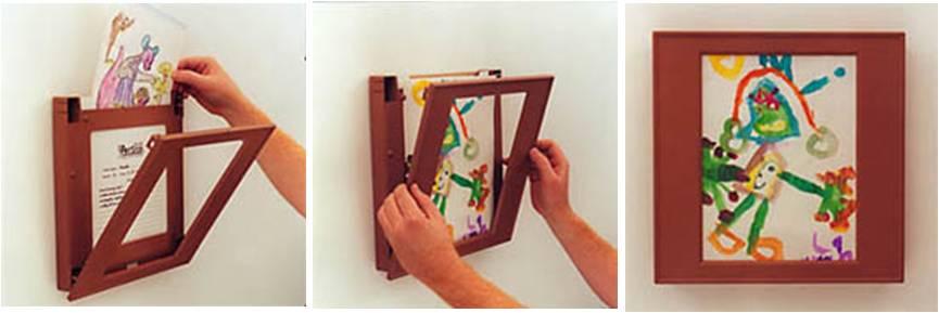 childrens art as art