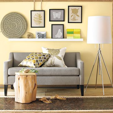 I Was Flipping Through The West Elm Catalog And Was Immediately Drawn To  The Patch NYC Collection. The Colors Are Perfect For Our House And The  Simple, ...