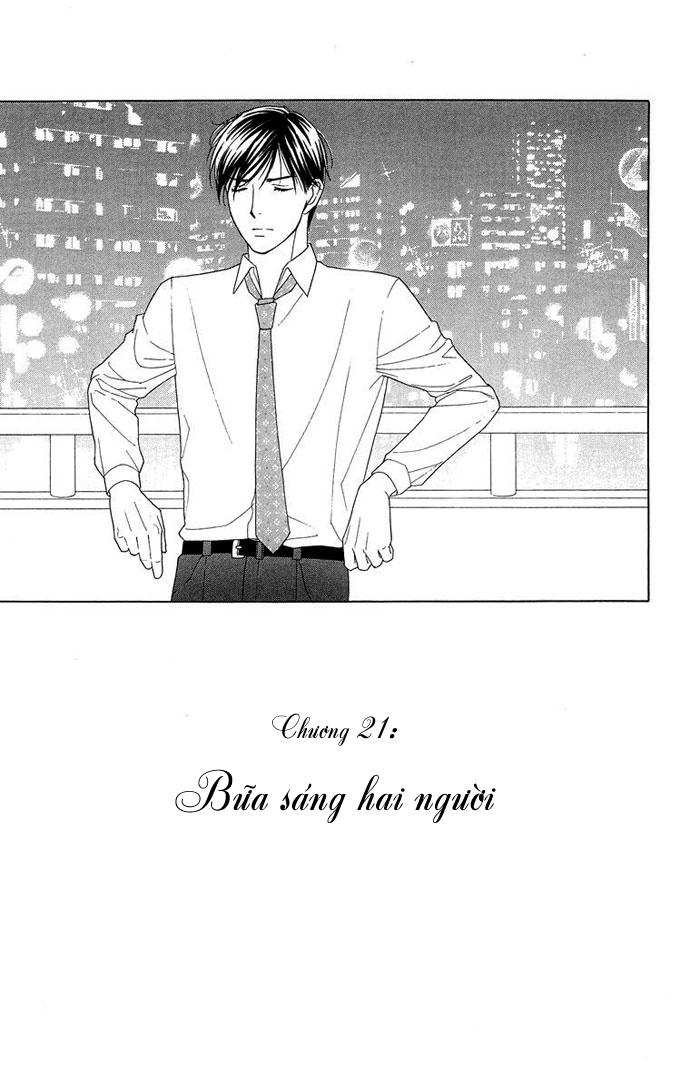 Chou yo Hana Yo chap 21 - Trang 1