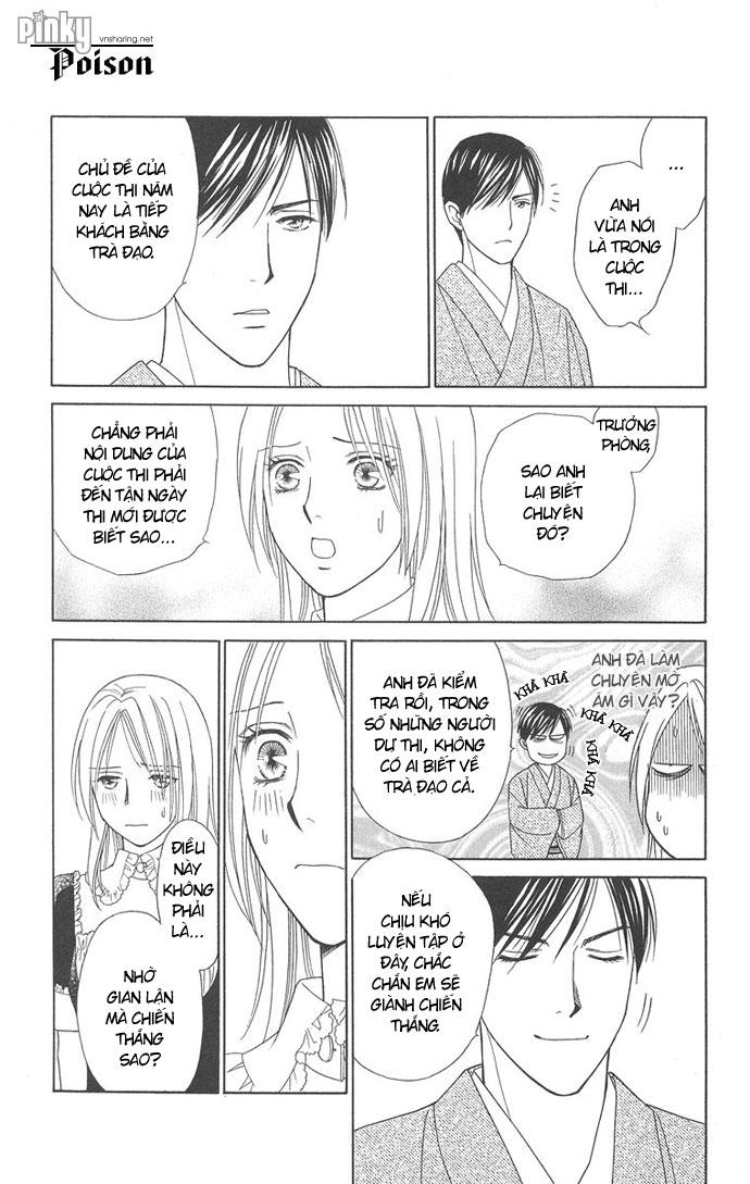 Chou yo Hana Yo chap 9 - Trang 27