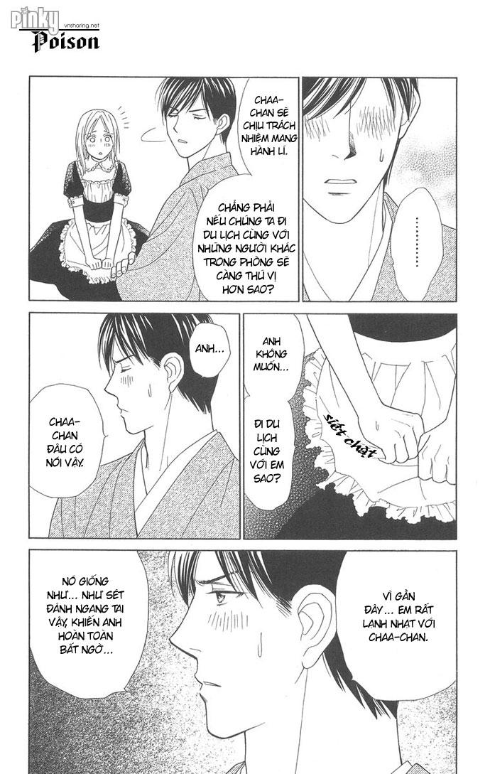 Chou yo Hana Yo chap 9 - Trang 32