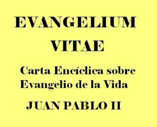 evangelium vitae