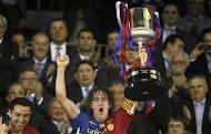 Campeon Copa del rey2009