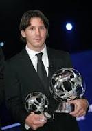 Mejor jugador de la Uefa Champions League2009
