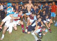 Campeon de la Copa Sudamericana