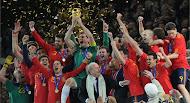 Campeon Mundial 2010: